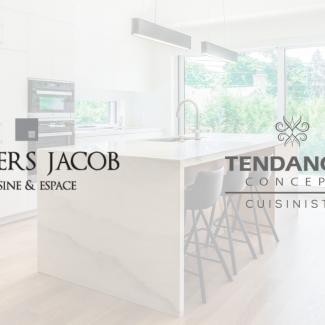 Logos d'Ateliers Jacob et Tendances Concept
